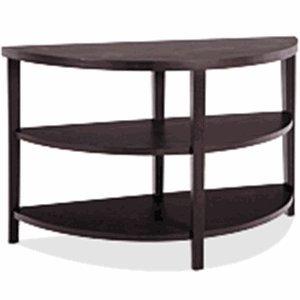Cheap Avenue Six Merge Console Table – Espresso (B00391ESV4)
