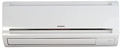 Hitachi Kampa RAU512HUDD Split AC (1 Ton, 5 Star Rating, White)