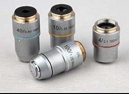 UNICO 10X Din Semi-plan Objective, N.a. 0.25 B6-2202