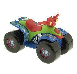 Buzz Lightyear ATV - All-Terrain Vehicle - Toy Story - 1
