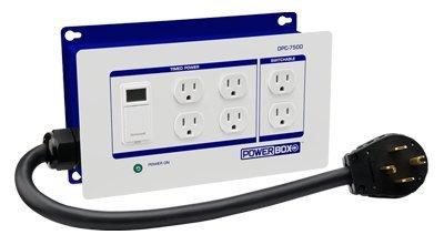 Powerbox Dpc 7500 120V 4P 702930