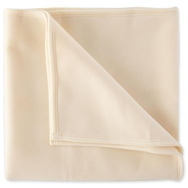 Original Vellux Blankets By West Point Stevens In Ivory Color Full Size By Jay'S Home Goods front-892618