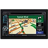 Kenwood DNX6140 Wide Double-DIN In-Dash Nagivation with Built-in Bluetooth USB/iPod Direct Control/DVD Receiver-6.1-Inch