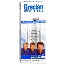 Grecian Plus Gradual Haircolor Foam 5.0 oz. (Quantity of 4) by Unknown