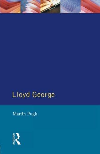 Lloyd George (Profiles In Power)