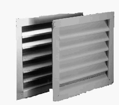 Air Vent #81104 12x12 Aluminum Louver Vent