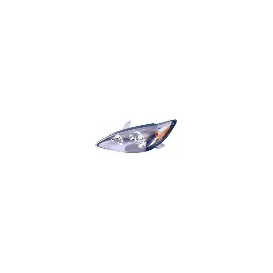 02 03 TOYOTA CAMRY HEADLIGHT LH (DRIVER SIDE), SE Model (2002 02 2003 03) T100108 81150AA070