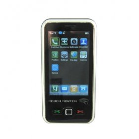 Cect P168s Tri-band GSM Touchscreen P168 Cell Phone - Unlocked