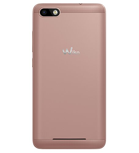 Wiko-Lenny-3-Smartphone-dbloqu-Ecran-5-pouces-16-Go-Android-60-Marshmallow-Or-Rose-import-Allemagne