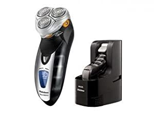 Philips HQ9190CC Philishave Smart Touch XL Mains / Rechargeable Shaver with Clean & Charge Unit