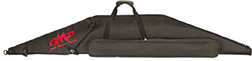 October Mountain Products Full Length Recurve Case, Black, 64-Inch