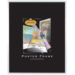 Amazon.com - Clear plastic POSTER size frame with ...