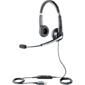 Logitech Bh420 Usb Padded On-Ear Headset