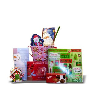 Fun and Candy Gift Basket Ideas for Kids Perfect for Christmas Gifts for Girls Under 10