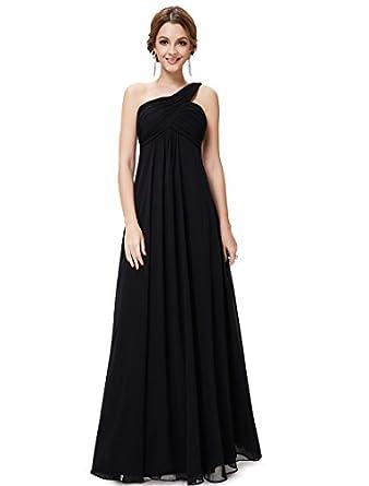 HE09816BK06, Black, 4US,Ever Pretty Dresses For Women 09816