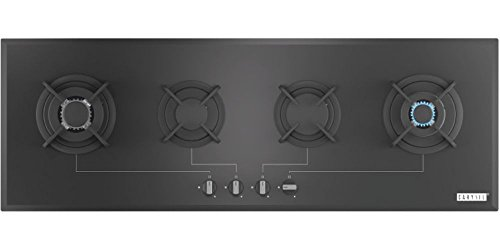 Zouk Built in Glass Hob (4 Burner)