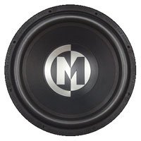 "PR12D4V2 - Memphis Power Reference 12"" SVC 4 ohm Subwoofer"