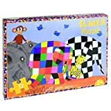 Petit Jour Paris Elmer the Elephant 12 Piece Puzzle