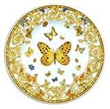 Versace by Rosenthal Butterfly Garden Bread & Butter Plate