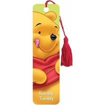 Winnie the Pooh Movie Pooh Tasseled Bookmark - 2x6