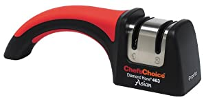 Chef's Choice Pronto Santoku Asian Manual Knife Sharpener by EdgeCraft