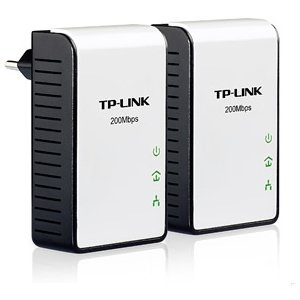 TP-Link Powerline Adapter (TL-PA211 STARTER KIT)