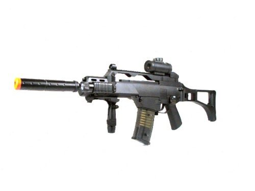 Double Eagle M85P Electric Airsoft Gun Rifle AEG
