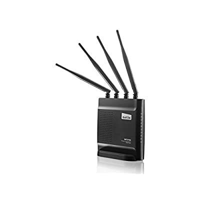 Wireless AC1200 Dual Band Gigabit Router