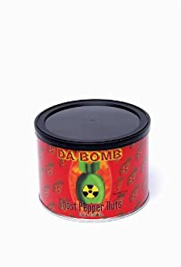 Dabomb Ghost Pepper Nuts 8-ounce Cans Pack Of 6 from Da'Bomb
