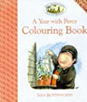 A Year with Percy: Colouring Book (Pe...
