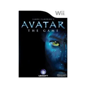 James Cameron's Avatar: The Game (Nintendo Wii)
