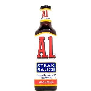 A-1 Steak Sauce 10 Oz (3 Pack)
