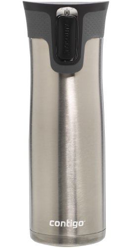 Contigo Autoseal West Loop Stainless Steel Travel Mug with Open-Access Lid