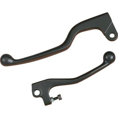 Parts Unlimited Brake Lever - Black 13236-1185