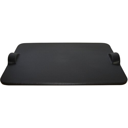Emile Henry 12 By 10-Inch Grilling/Baking Stone, Noir