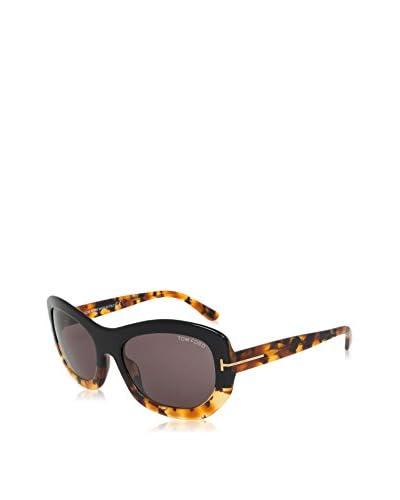 Tom Ford Gafas de Sol Ft382 05A (57 mm) Negro / Havana / Gris Oscuro