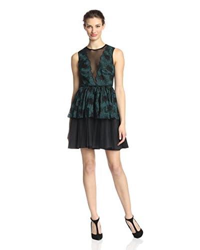 A.B.S. by Allen Schwartz Women's Open Back Cocktail Dress