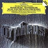 Haendel: Water Music- Musique for the Royal Fireworks