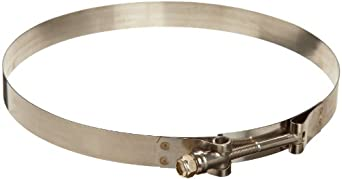 Murray TBSS Series Stainless Steel 300 Bolt Hose Clamp