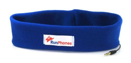 Headphones For Runners (Rw1Us) Runphones Winter Blue Extra Small