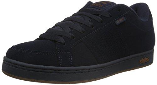 Etnies Men's Kingpin Skateboarding Shoe, Navy/Navy/Gum, 10.5 M US