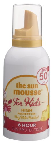 the sun mousse® SPF 50 for KIDS