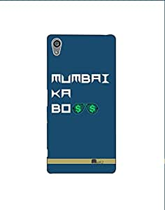 Sony Xperia Z5 Premium nkt02 (2) Mobile Case by Mott2 - Mumbai ka Boss (Limited Time Offers,Please Check the Details Below)