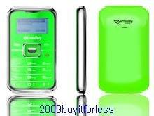 Simvalley Mini-Handy RX-180 Pico (INOX GREEN)