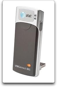 Sierra Wireless AT&T USBConnect 881 3G USB Mobile Broadband Modem