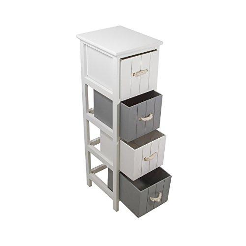 frandis-199307-jersay-meuble-bois-laque-blanc-avec-4-tiroirs-blanc-gris-25-x-29-x-86-cm