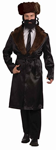 Forum Novelties Men's Plus-Size Adult Extra Large Rabbi Costume