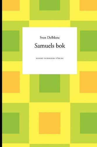 Image of Samuels bok