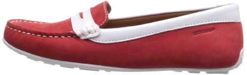pictures of Sebago Women's Lucerne Oxford,Red,7.5 M US