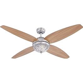 Globo 0342 - Ventilatore a soffitto con lampada e telecomando